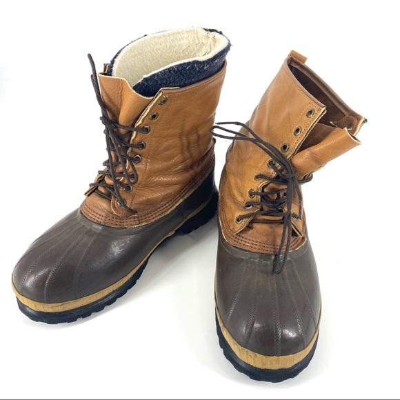 Sorel | Men's Duck Boots Size 12